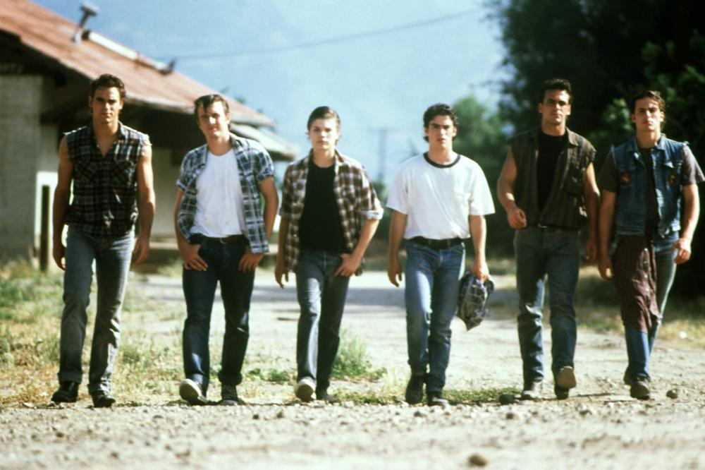 Book report for the outsiders