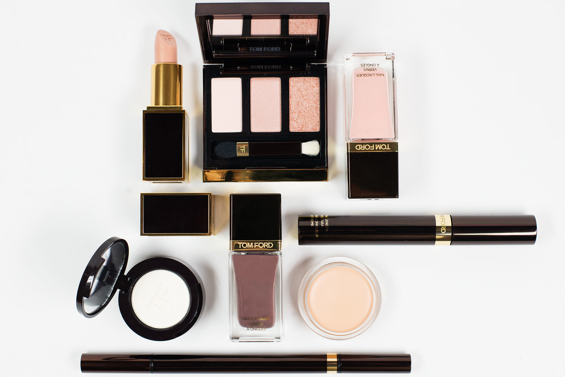 Tom Ford, Pink, Makeup, Fall Collection