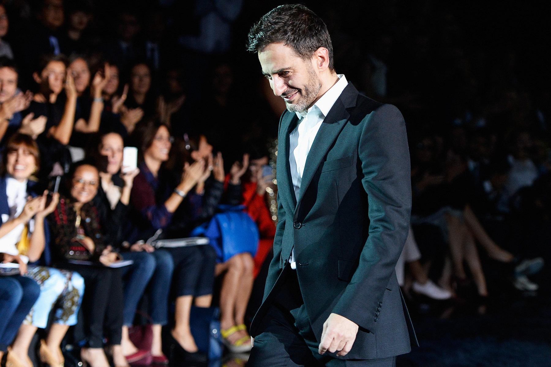 Marc Jacobs Leaves Louis Vuitton, Has Crazy Final Runway show