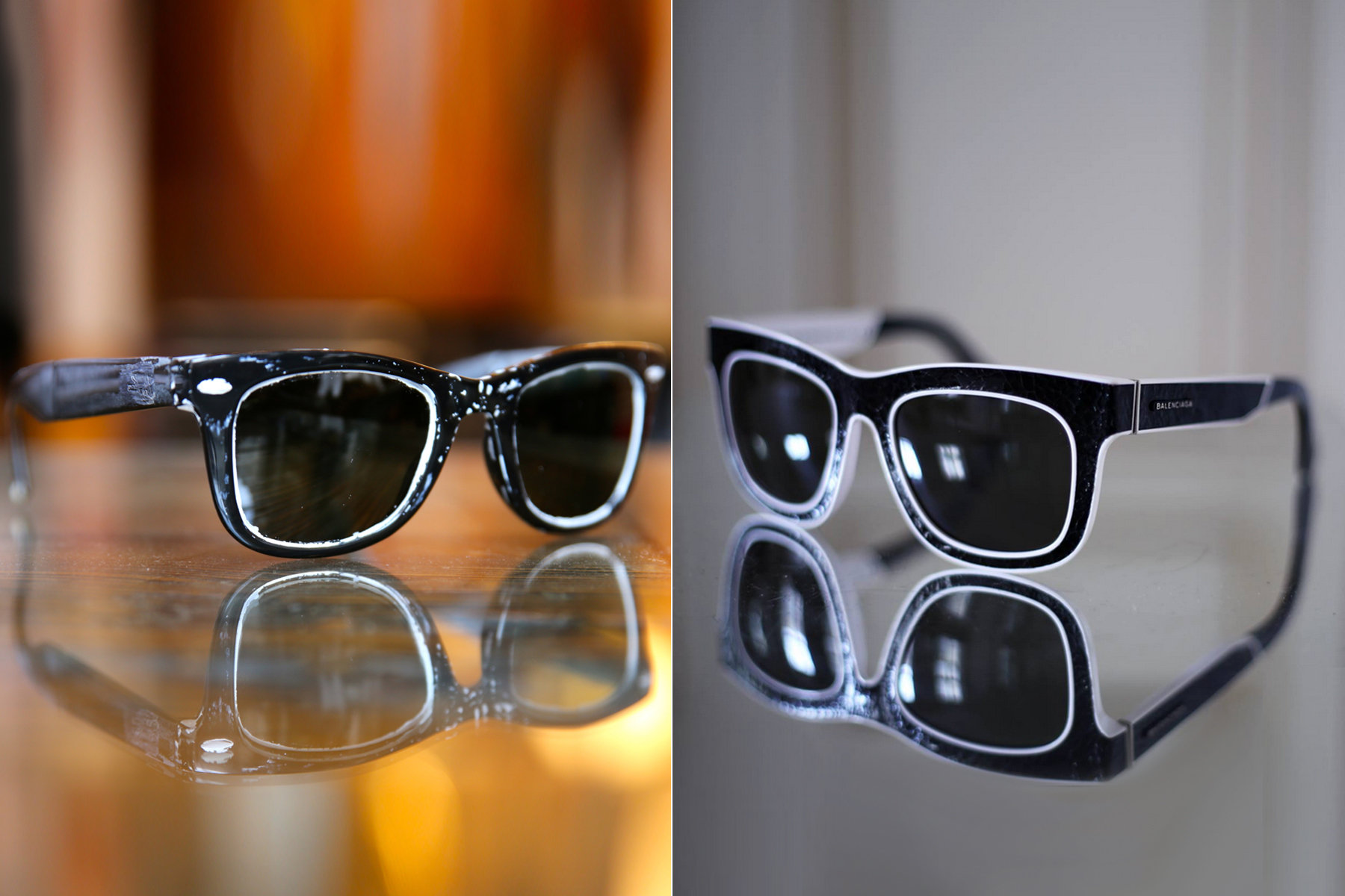 Casey Neistat, Balenciaga, Glasses