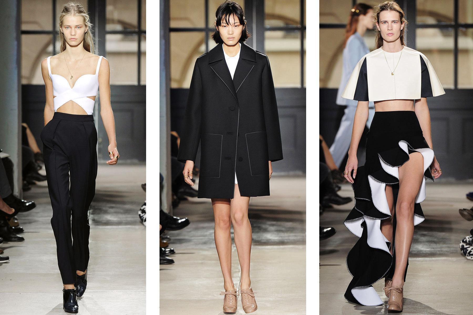 Ghesquiere, Louis Vuitton, Balenciaga