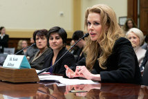 Nicole Kidman US Congress Hearing on Violence Against Women