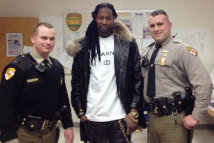2 Chainz Jail Fan Photo