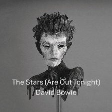 "David Bowie Single ""The Stars (Are Out Tonight)"""