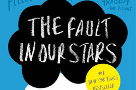 The Fauly in Our Stars Book Cover