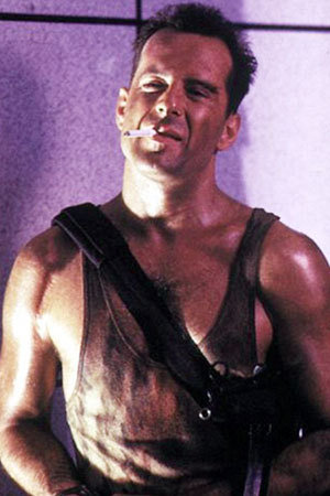 Bruce Willis - Die Hard