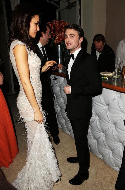 Daniel Radcliffe Samantha barks