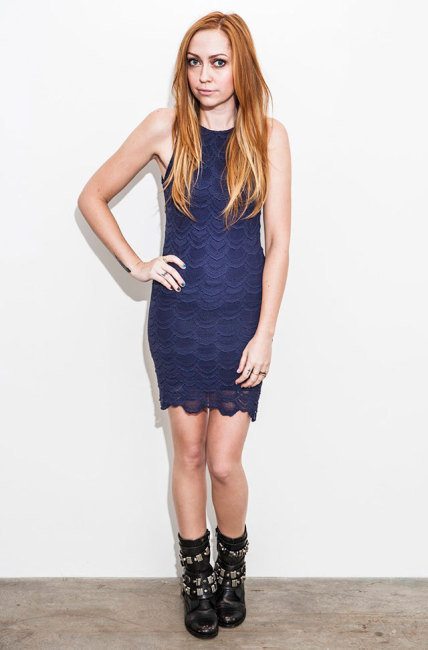 Brandi Cyrus for Rad and Refined 3
