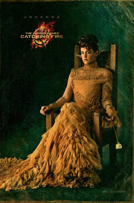 Capitol Couture Portraits - Johanna Mason (Jena Malone)