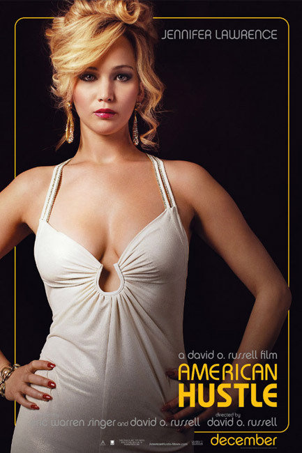 American Hustle, Jennifer Lawrence