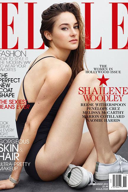 Elle, Shailene Woodley