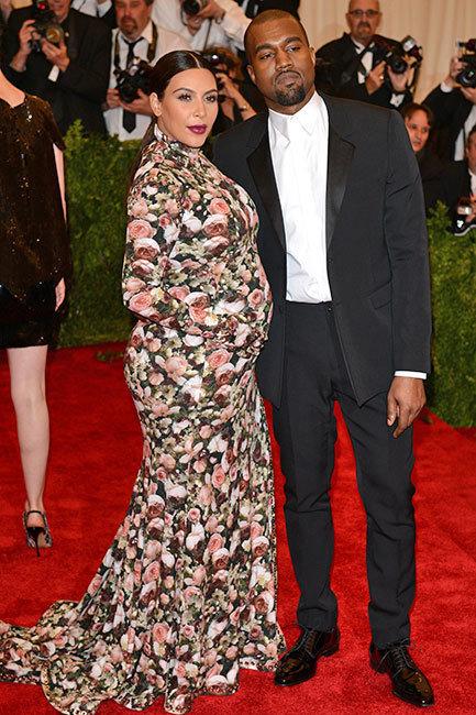 Kanye & Kim engaged