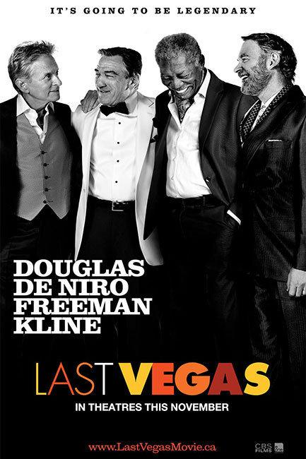 Last Vegas giveaway