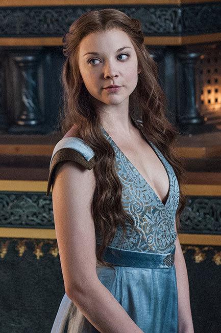 Natalie Dormer cast in Mockingjay