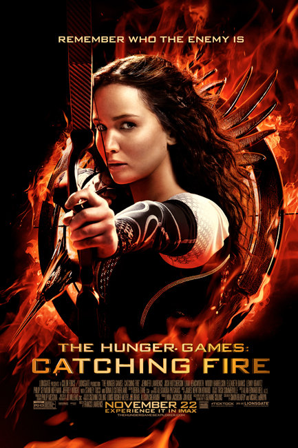 Catching Fire Giveway