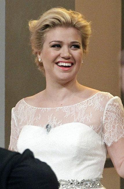 Kelly Clarkson pregnant