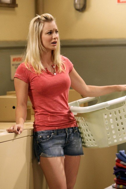 Kaley Cuoco, The Big Bang Theory