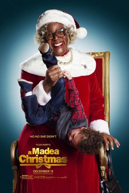 Madea Christmas Giveaway
