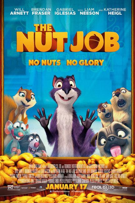 Nut Job giveaway
