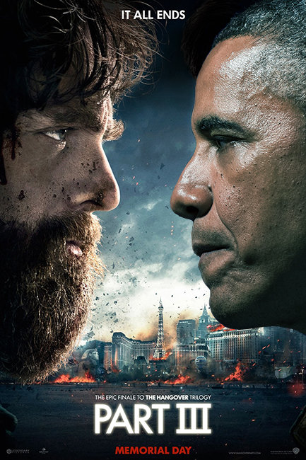The Hangover, Zach and Obama