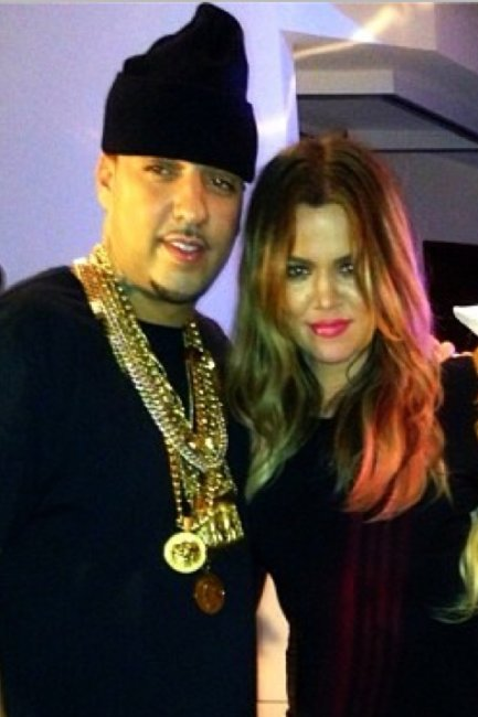 Khloe dating rappers