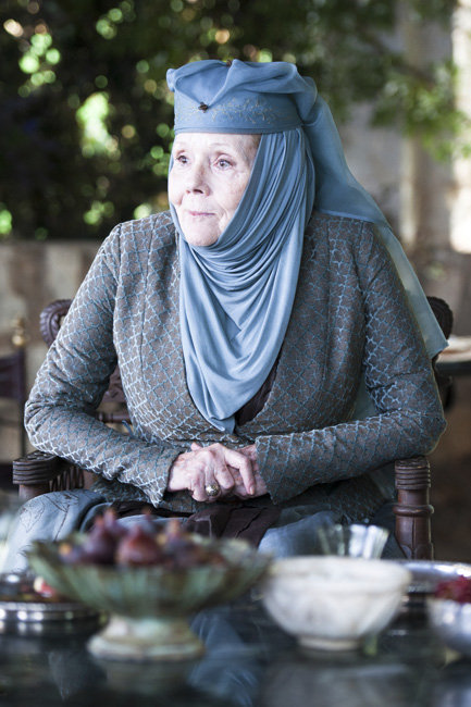 Diana Rigg Game Of Thrones