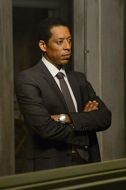 Orlando Jones, Sleepy Hollow