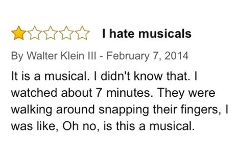 Amazon, West Side Story