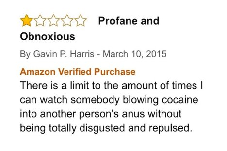 Amazon, Wolf of Wall Street