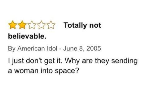 Amazon, Alien