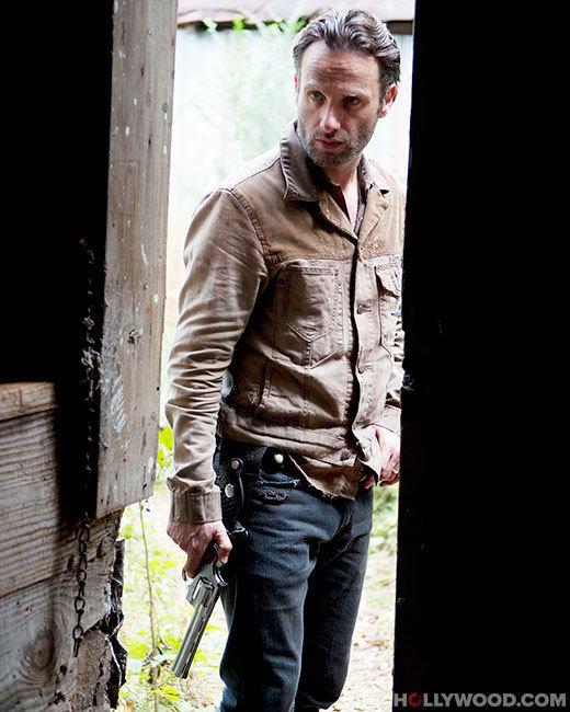 "The Walking Dead Rick ""Arrow on the Doorpost"""