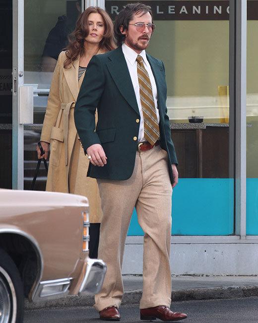 Christian Bale, 'Abscam'
