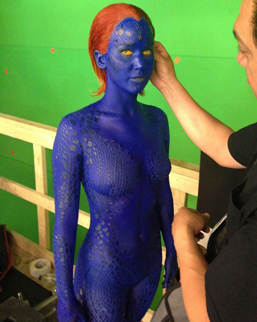 Jennifer lawrence nude as was specially