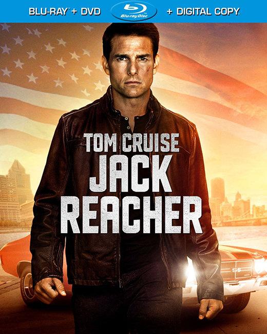 Jack Reacher Blu-Ray Giveaway
