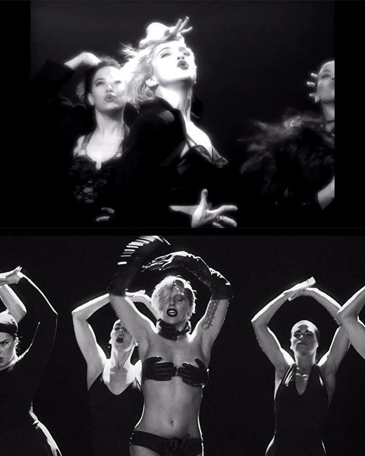 Lady Gaga, Applause, Madonna, Vogue