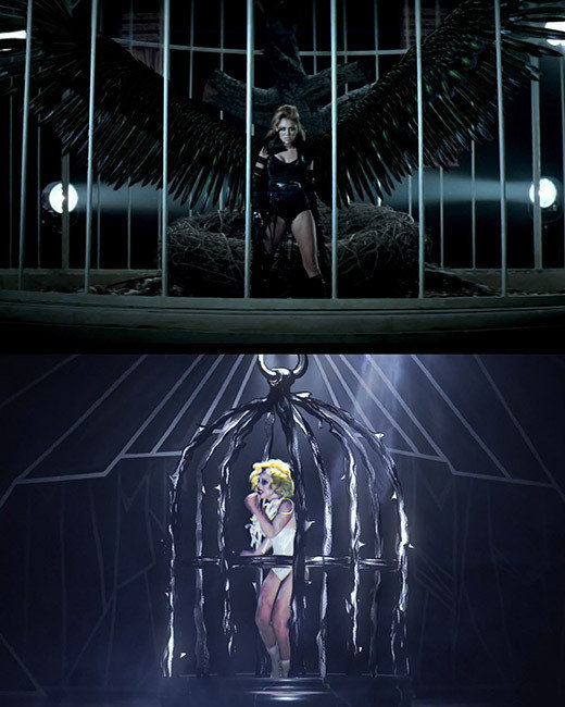 Lady Gaga, Applause, Miley Cyrus, Can't Be Tamed