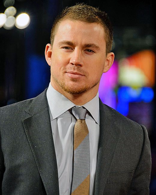 Channing Tatum is going to be in a new animated film produced by Guillermo del toro