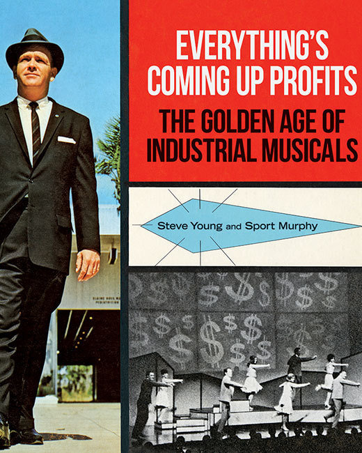 Everything's Coming Up Profits, book cover