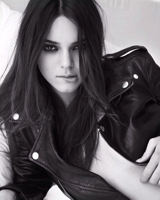 Kendall Jenner W Shoot