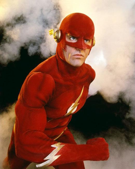 John Wesley Shipp, The Flash