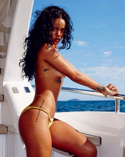 d9300b267 Why Rihanna Is the Sexiest Woman in the World