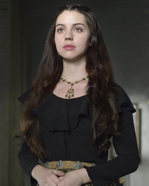 Reign, Adelaide Kane