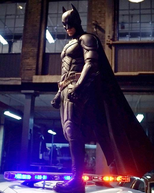 The Dark Knight 2008, Christian Bale
