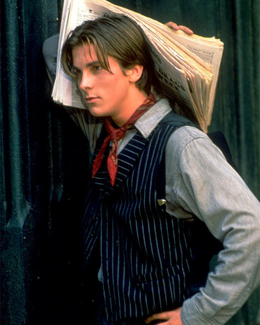Christian Bale, Newsies