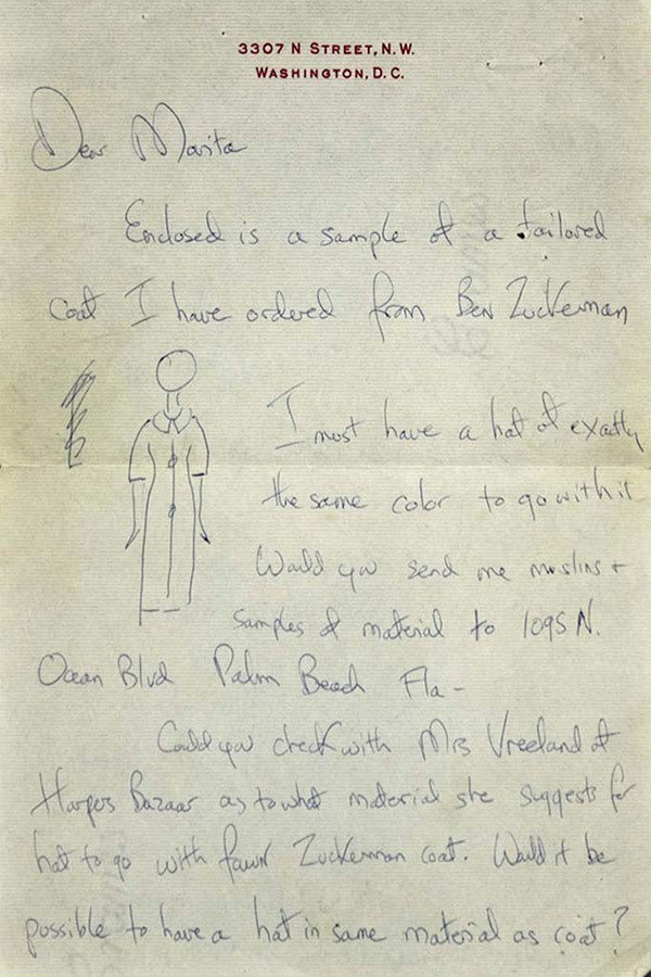 Jackie Kennedy, Jackie Onassis, Letters Auction