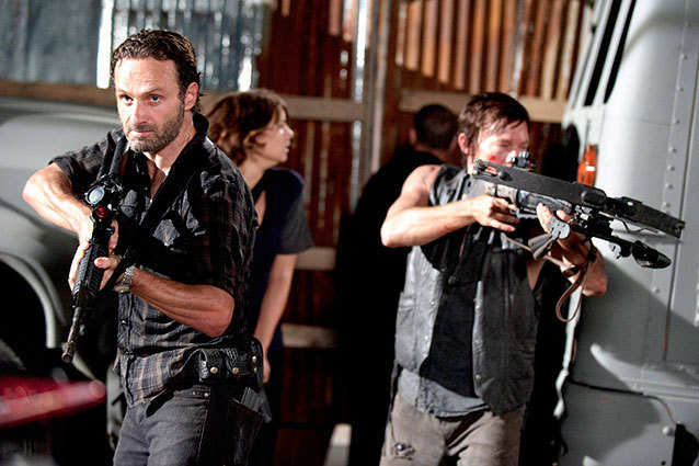 Walking Dead Season 3 Episode 9 Daryl