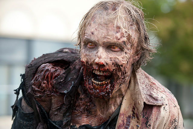 Walker on the Midseason Premiere of the Walking Dead