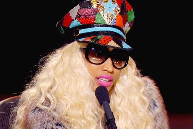 Nicki Minaj Is Harsh During Hollywood Week on American Idol