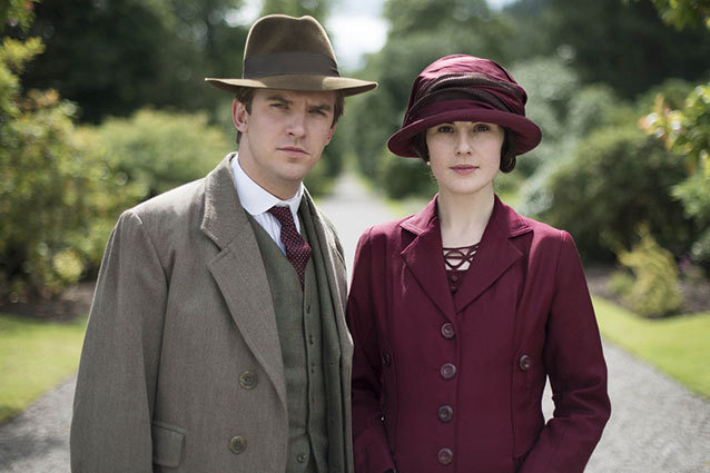 Downton Abbey Recap