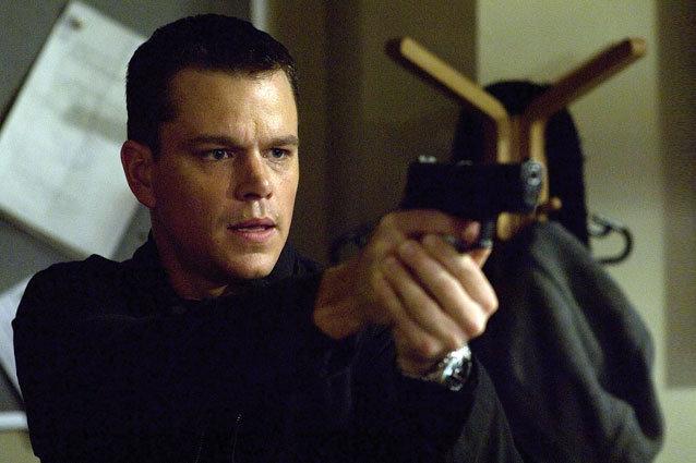 Matt Damon - Bourne Identity